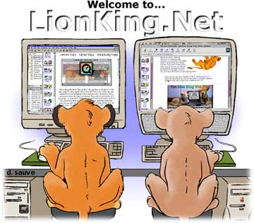 Welcome to LionKing.Net!